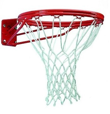Double Rim Basketball Ring and Net