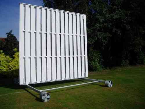 Professional 4m Sight Screen