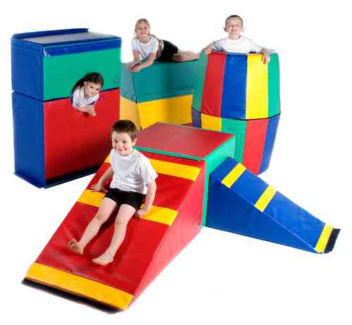 Soft Play Sport Complete Set