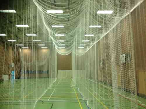 Replacement Sports Hall Cricket Nets